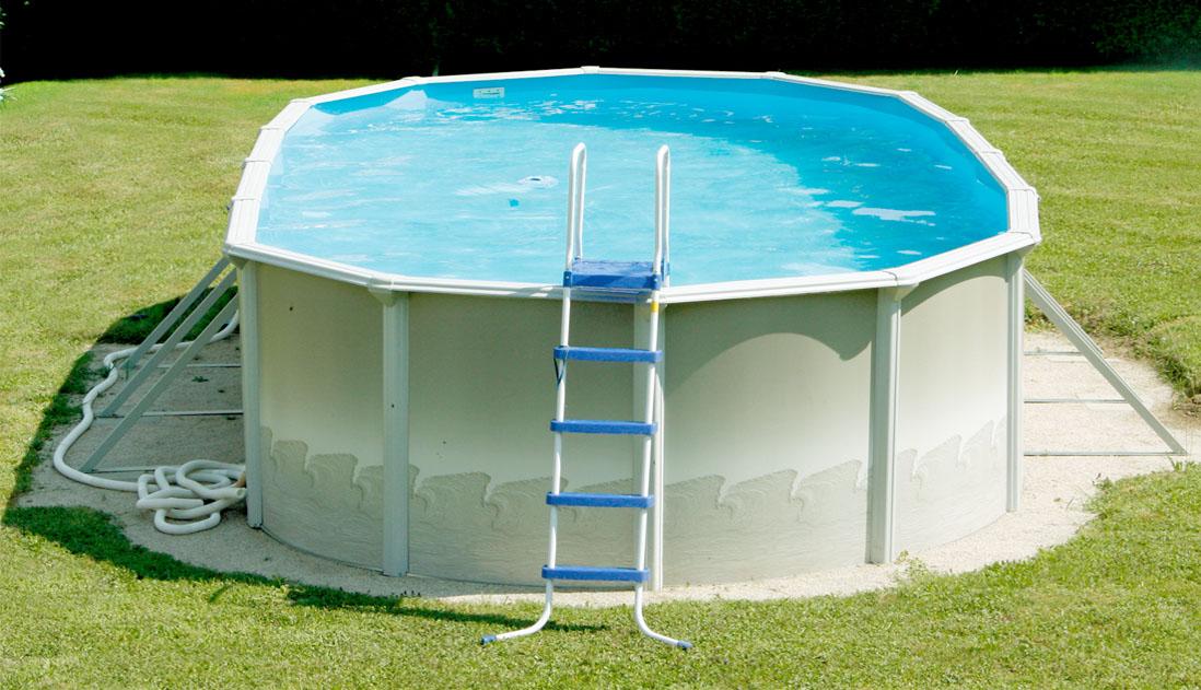 Roder Swimmingpools Aufstellbecken
